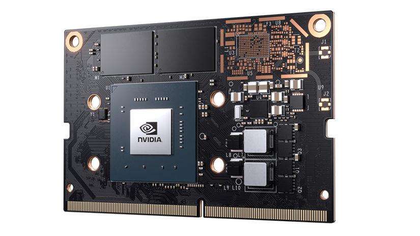NVIDEA JETSONを利用したシステムの構築