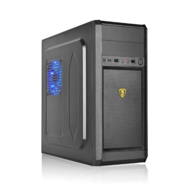 デスクトップコンピューター,組み立て済み、画像加工などに使用できます。アルミケース使用。